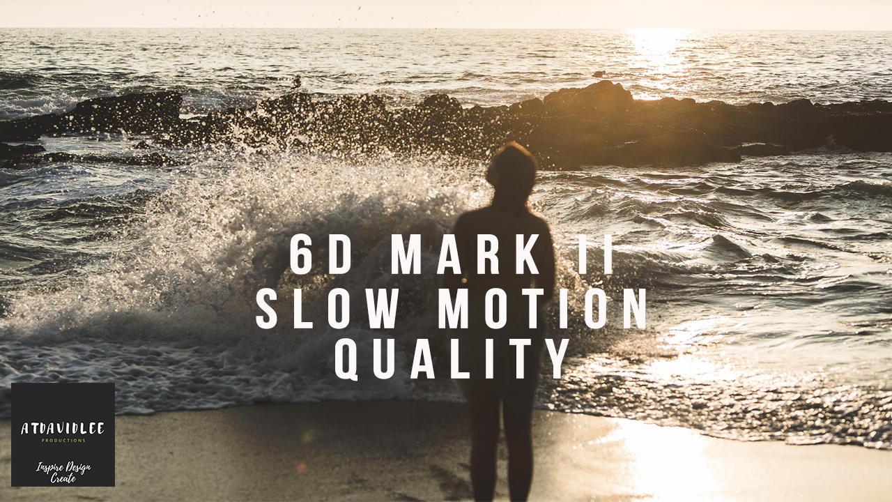 Canon EOS 6D MARK II Slow Motion – tell your story